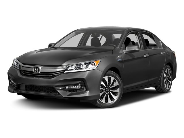 2017 Honda Accord Hybrid Green