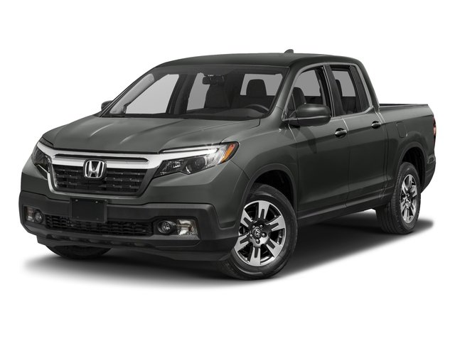2017 Honda Ridgeline RTL-T All Wheel Drive Tow Hitch Power Steering ABS 4-Wheel Disc Brakes Br