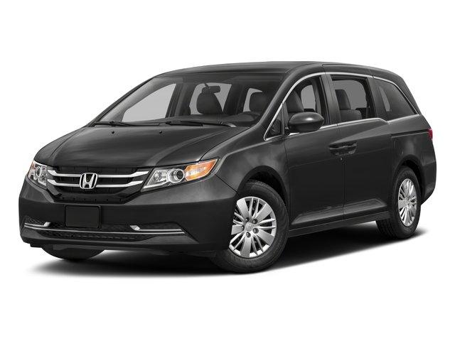 2017 Honda Odyssey LX Front Wheel Drive Power Steering ABS 4-Wheel Disc Brakes Brake Assist Wh
