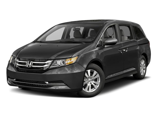 2017 Honda Odyssey EX-L  Regular Unleaded V-6 3.5 L/212 [0]