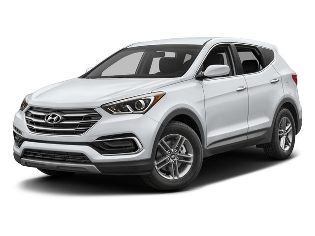 2017 Hyundai Santa Fe Sport 2.4L 2.4L Auto AWD Regular Unleaded I-4 2.4 L/144 [2]