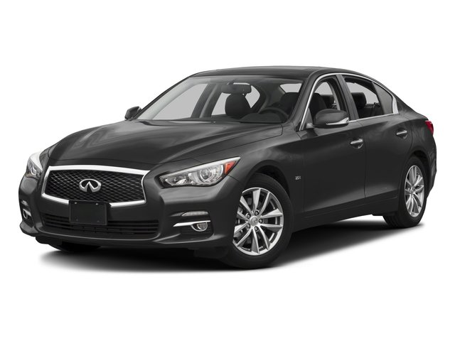 2017 INFINITI Q50 30t Premium Turbocharged All Wheel Drive Power Steering ABS 4-Wheel Disc Bra