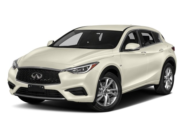 2017 INFINITI QX30 Luxury BLADE SILVER S55 LITERATURE KIT GRAPHITE  NAPPA LEATHER SEAT TRIM Z