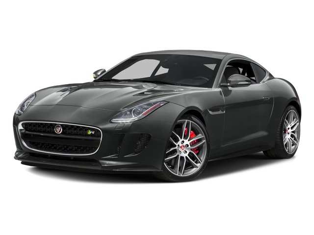 2017 Jaguar F-TYPE R Supercharged All Wheel Drive Active Suspension Power Steering ABS 4-Wheel