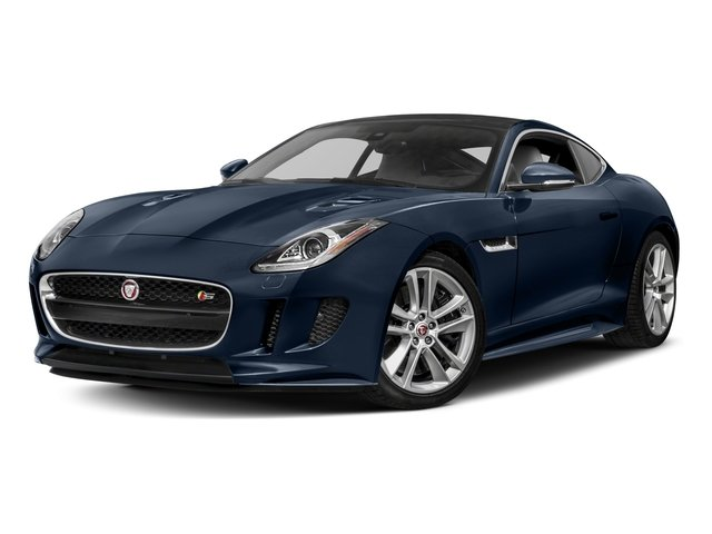 2017 Jaguar F-TYPE S Supercharged All Wheel Drive Active Suspension Power Steering ABS 4-Wheel