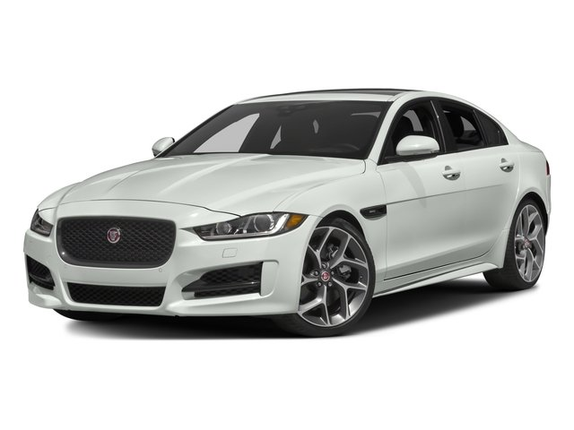 2017 Jaguar XE 35t R-Sport Supercharged Rear Wheel Drive Power Steering ABS 4-Wheel Disc Brakes