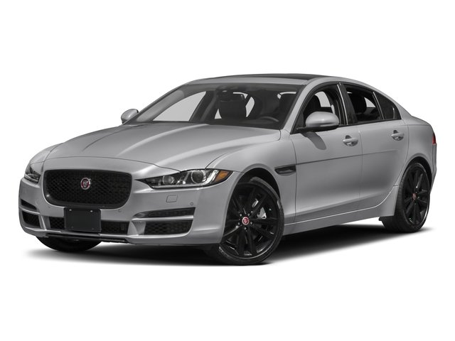 2017 Jaguar XE 35t Prestige Supercharged All Wheel Drive Power Steering ABS 4-Wheel Disc Brakes