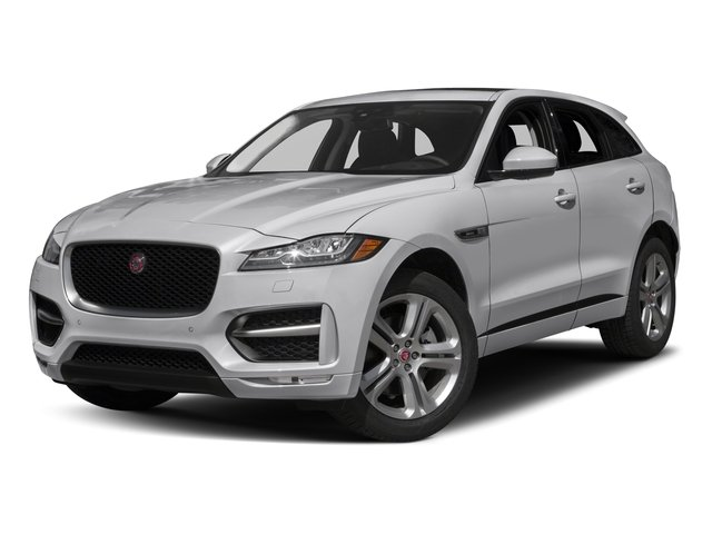 2017 Jaguar F-PACE 35t R-Sport TECHNOLOGY PACKAGE  -inc Radio Meridian 825W Surround Sound System