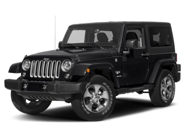 2017 Jeep Wrangler Winter