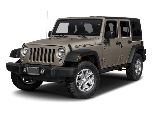 New 2017 Jeep Wrangler Unlimited in Dyersburg, TN