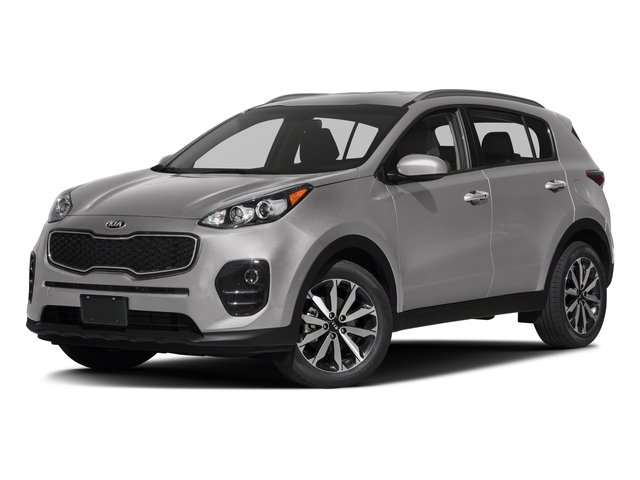 2017 Kia Sportage EX Front Wheel Drive Power Steering ABS 4-Wheel Disc Brakes Brake Assist Alu
