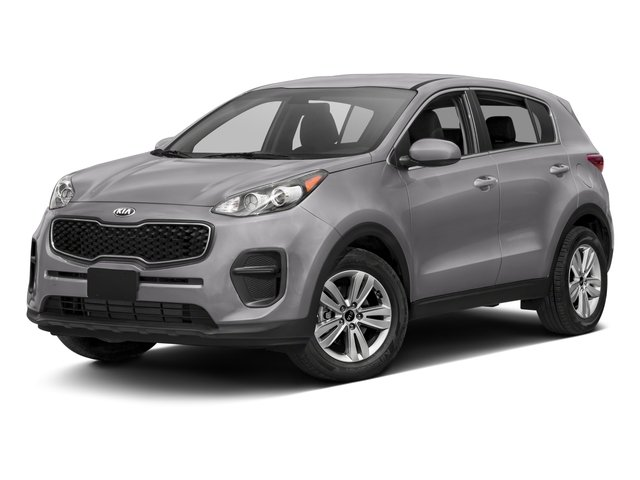 2017 Kia Sportage LX Front Wheel Drive Power Steering ABS 4-Wheel Disc Brakes Brake Assist Alu