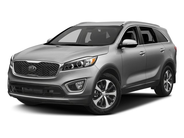2017 Kia Sorento EX V6 Front Wheel Drive Power Steering ABS 4-Wheel Disc Brakes Brake Assist A