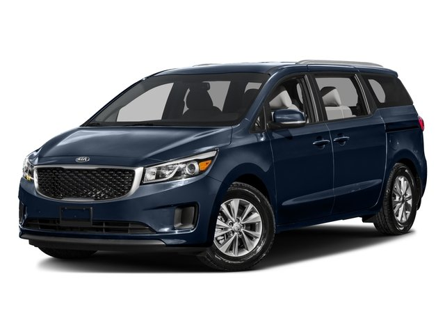 2017 Kia Sedona LX Front Wheel Drive Power Steering ABS 4-Wheel Disc Brakes Brake Assist Alumi