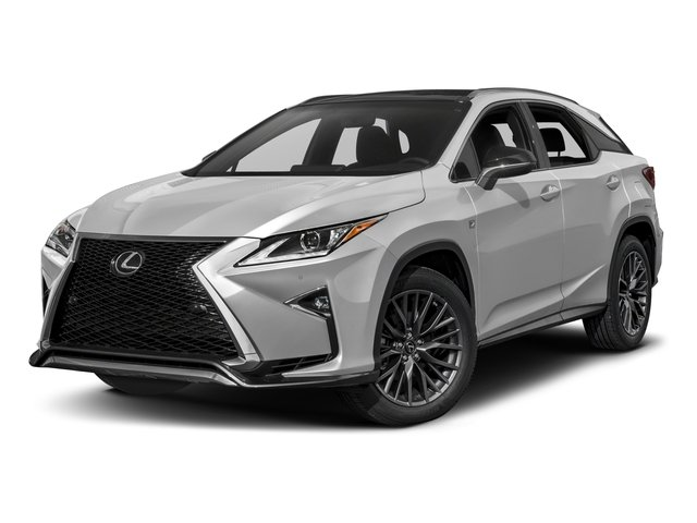 2017 Lexus RX  Front Wheel Drive Power Steering ABS 4-Wheel Disc Brakes Brake Assist Aluminum