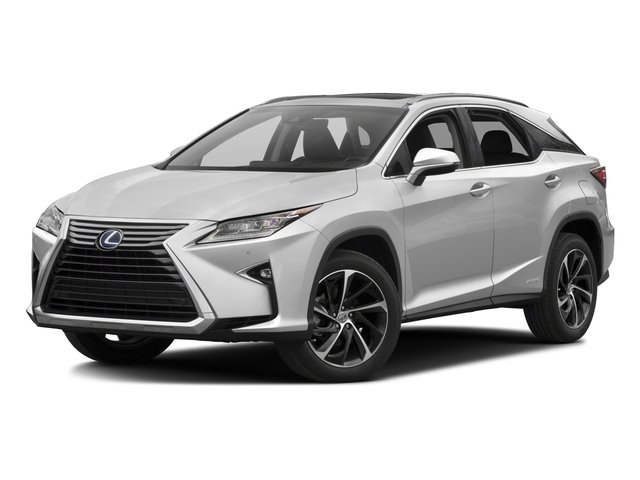 2017 Lexus RX RX 450h All Wheel Drive Power Steering ABS 4-Wheel Disc Brakes Brake Assist Alum