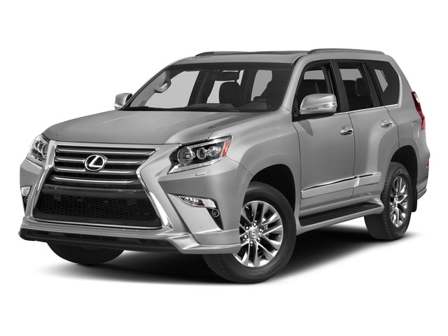 2017 Lexus GX 460  Premium Unleaded V-8 4.6 L/281 [1]