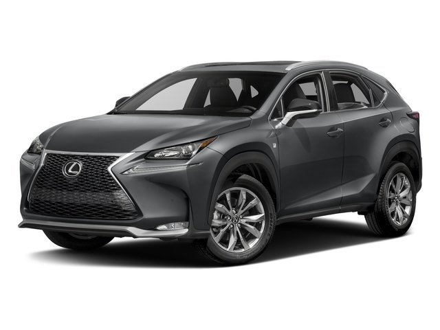 2017 Lexus NX  Turbocharged Front Wheel Drive Power Steering ABS 4-Wheel Disc Brakes Brake Ass