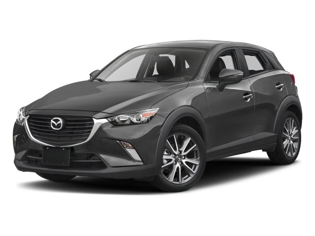 2017 Mazda CX-3 Touring Telematics Front Wheel Drive Power Steering ABS 4-Wheel Disc Brakes Br