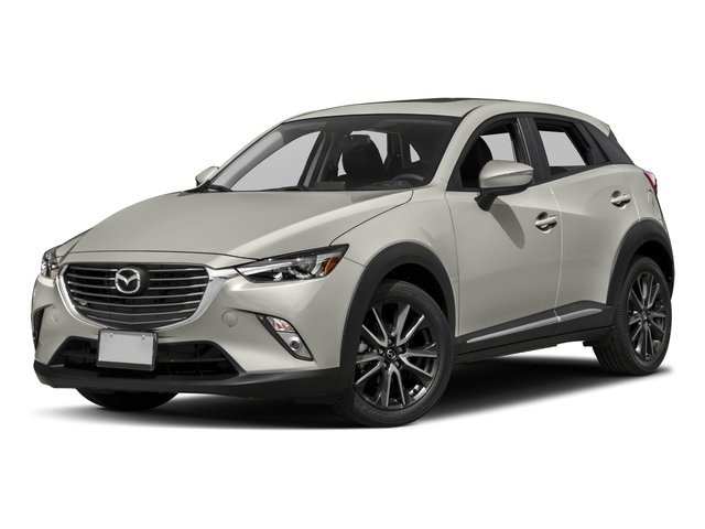 2017 Mazda CX-3 Grand Touring Telematics Front Wheel Drive Power Steering ABS 4-Wheel Disc Brak