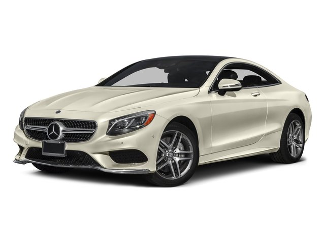2017 Mercedes-Benz S-Class S 550 S 550 4MATIC Coupe Twin Turbo Premium Unleaded V-8 4.7 L/285 [0]