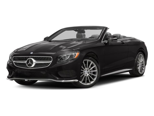 2017 Mercedes-Benz S-Class S 550 S 550 Cabriolet Twin Turbo Premium Unleaded V-8 4.7 L/285 [1]