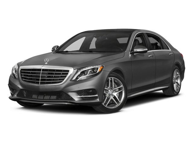 2017 Mercedes-Benz S-Class S 550 S 550 4MATIC Sedan Twin Turbo Premium Unleaded V-8 4.7 L/285 [2]
