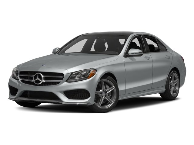 2017 Mercedes C-Class C 300 Turbocharged All Wheel Drive Power Steering ABS 4-Wheel Disc Brakes