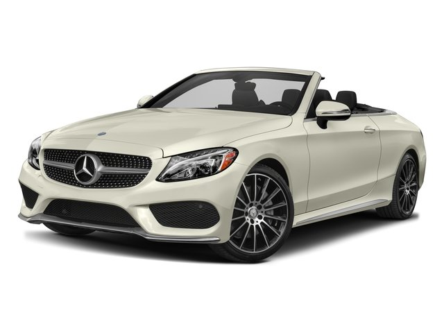 2017 Mercedes-Benz C-Class C 300 C 300 4MATIC Cabriolet Intercooled Turbo Premium Unleaded I-4 2.0 L/121 [1]