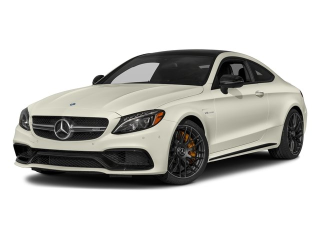 2017 Mercedes C-Class AMG C 63 S Turbocharged Rear Wheel Drive Active Suspension Power Steering