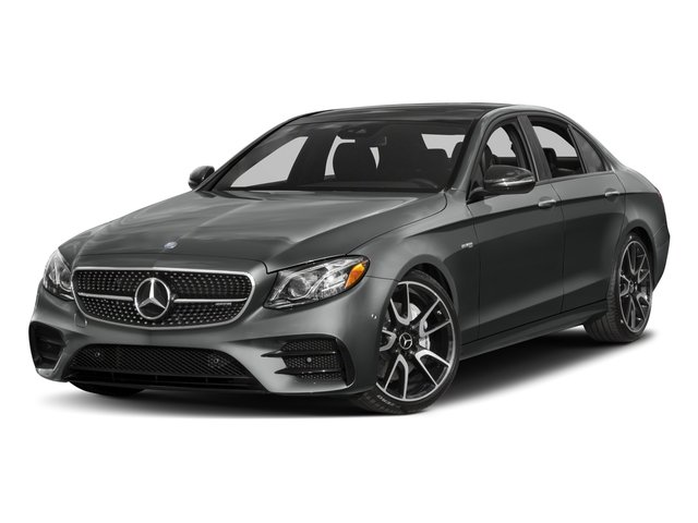 2017 Mercedes-Benz E-Class AMG E 43 AMG E 43 4MATIC Sedan Twin Turbo Premium Unleaded V-6 3.0 L/183 [1]