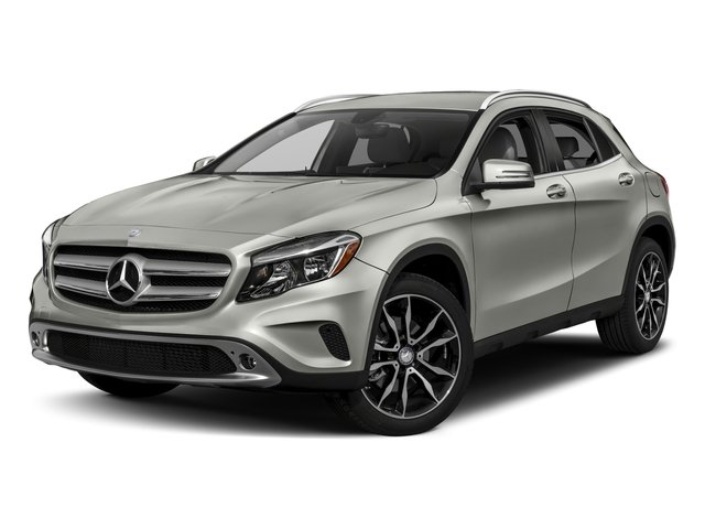 2017 Mercedes GLA GLA 250 Turbocharged Front Wheel Drive Power Steering ABS 4-Wheel Disc Brakes