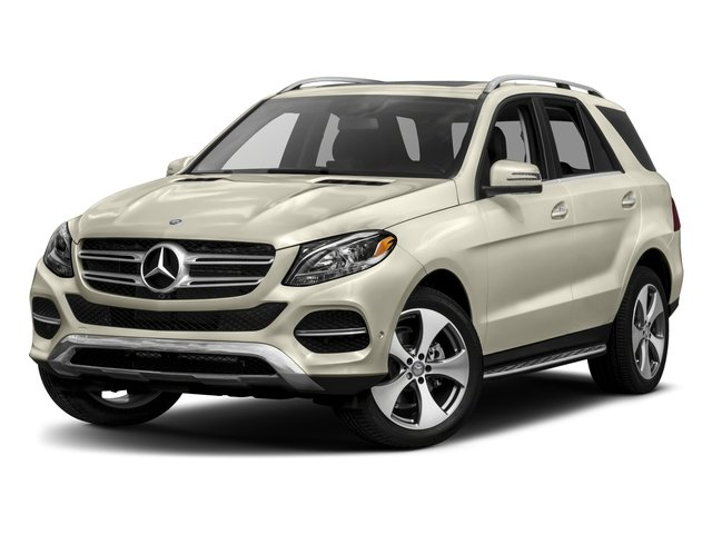2017 Mercedes-Benz GLE GLE 350 GLE 350 4MATIC SUV Premium Unleaded V-6 3.5 L/213 [4]