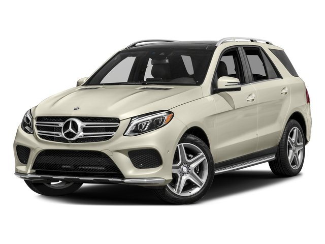 2017 Mercedes GLE GLE400 Turbocharged All Wheel Drive Power Steering ABS 4-Wheel Disc Brakes B