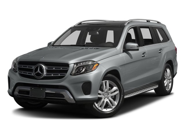 2017 Mercedes GLS 450 4MATIC- SUV Turbocharged All Wheel Drive Air Suspension Power Steering A