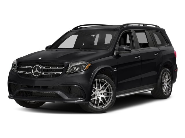 New Mercedes-Benz GLS AMG ® GLS63