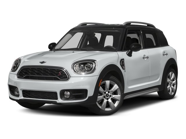 2017 MINI Countryman Cooper S Turbocharged All Wheel Drive Power Steering ABS 4-Wheel Disc Brak