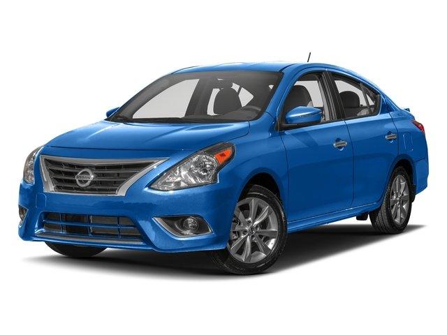 2017 Nissan Versa SL
