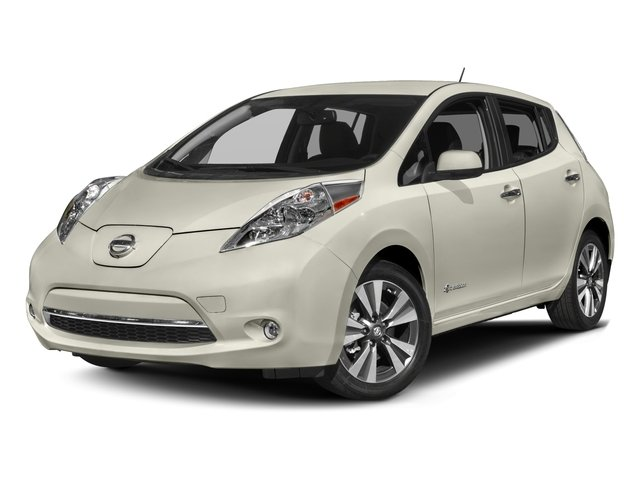 New 2017 Nissan LEAF in San Jose, CA