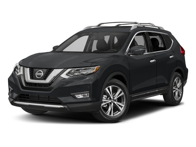 2017 Nissan Rogue SL GUN METALLIC U35 NAVIGATION MANUAL L92 FLOOR MATS  2-PC CARGO AREA PROT