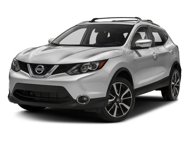 2017 Nissan Rogue Sport SL CHARCOAL  LEATHER APPOINTED SEAT TRIM B93 CHROME REAR BUMPER PROTECTO