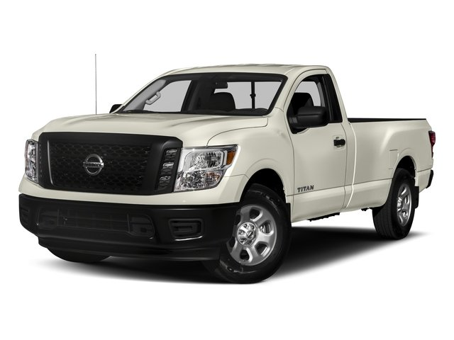 2017 Nissan Titan S 4x4 Single Cab S Regular Unleaded V-8 5.6 L/339 [0]