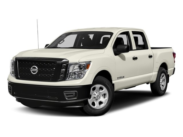 Used 2017 Nissan Titan in Ontario, Montclair & Garden Grove, CA
