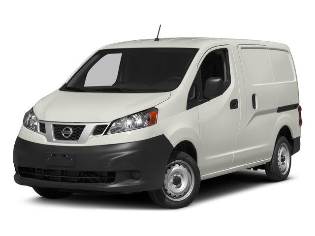 2017 Nissan NV200 Compact Cargo SV GREY  CLOTH SEAT TRIM BRILLIANT SILVER L92 ALL SEASON FLOOR