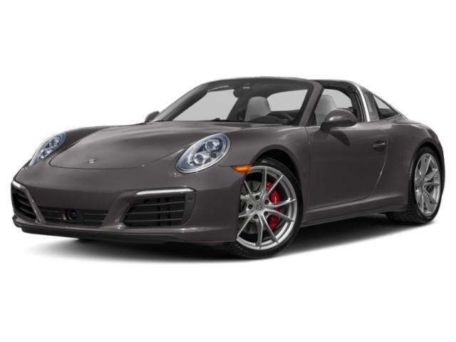 2017 Porsche 911 4S