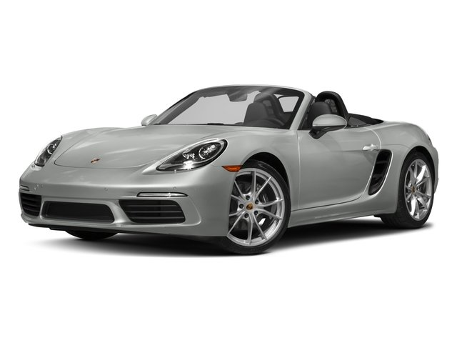 2017 Porsche 718 Boxster  Turbocharged Rear Wheel Drive Power Steering ABS 4-Wheel Disc Brakes