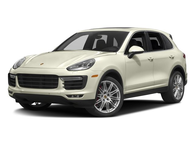 2017 Porsche Cayenne Turbo AWD