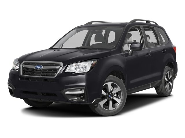2017 Subaru Forester Premium All Wheel Drive Power Steering ABS 4-Wheel Disc Brakes Brake Assis