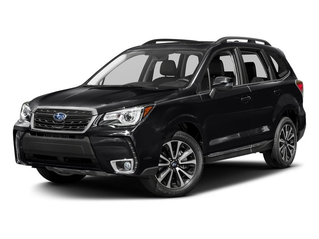 2017 Subaru Forester Touring Turbocharged All Wheel Drive Power Steering ABS 4-Wheel Disc Brake