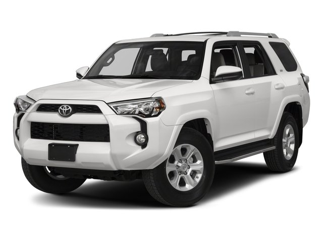 Used 2017 Toyota 4Runner in Dothan & Enterprise, AL